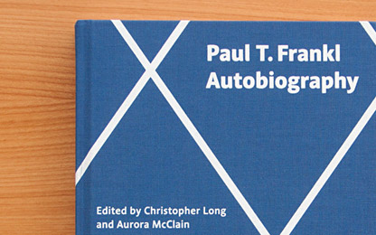 Paul T. Frankl's autobiography entirely set in Acorde